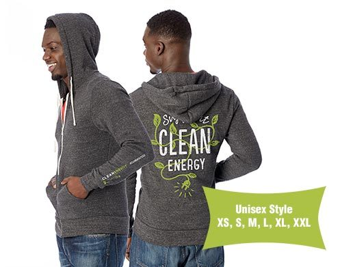 Clean Energy Credit Union Hoodie