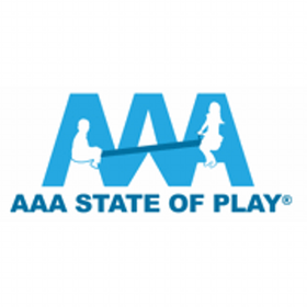 Aaa state of play logo