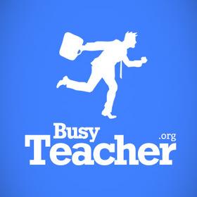 Logo full busy teacher