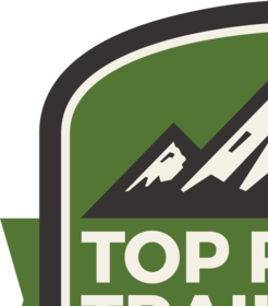 Top trails badge